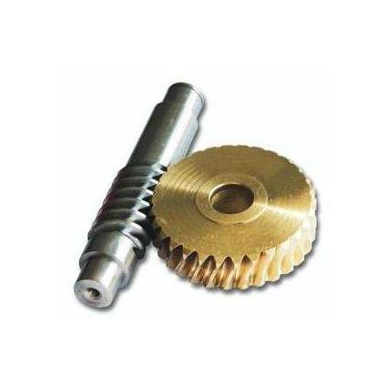 锻压蜗轮蜗杆加工